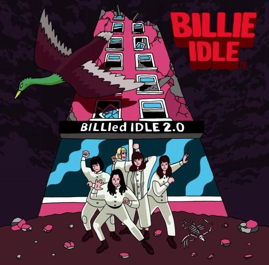 [Album] BILLIE IDLE – BILLIed IDLE 2.0