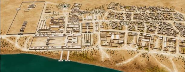 Resuelto el misterio de Akenatón Lostcity404