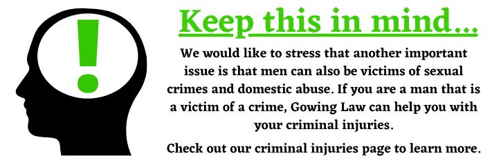 Criminal Injuries Post