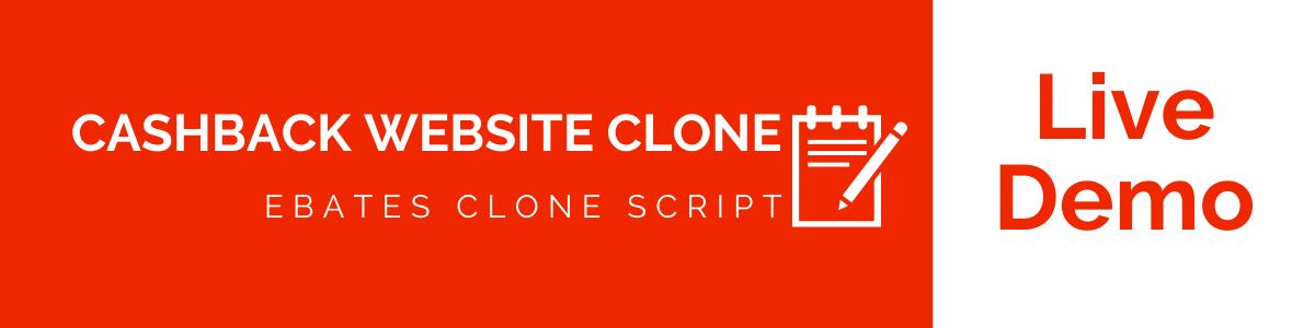 cashback clone script