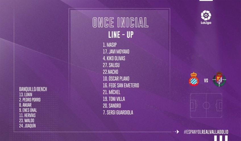 R.C.D. Espanyol - Real Valladolid C.F. Domingo 29 de Septiembre. 12:00 IMG-20190929-105217