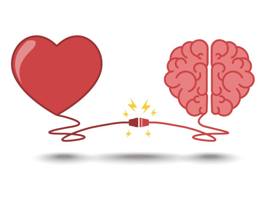 Essere intelligenti non ti aiuterà a trovare un partner in Amore, sarà vero?