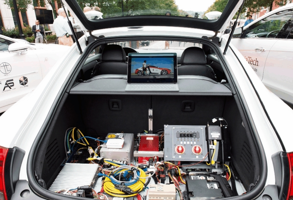 Online Media Automotive Electric Cars