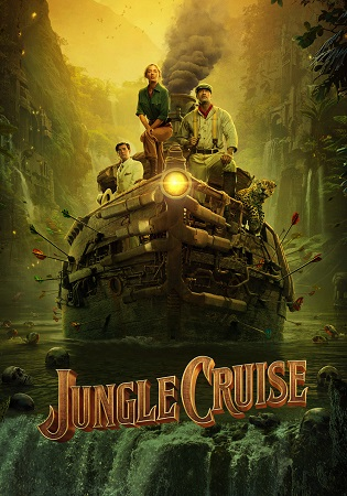Jungle Cruise (2021)  .mkv 720p WEB-DL DDP 5.1 iTA ENG x264 - DDN