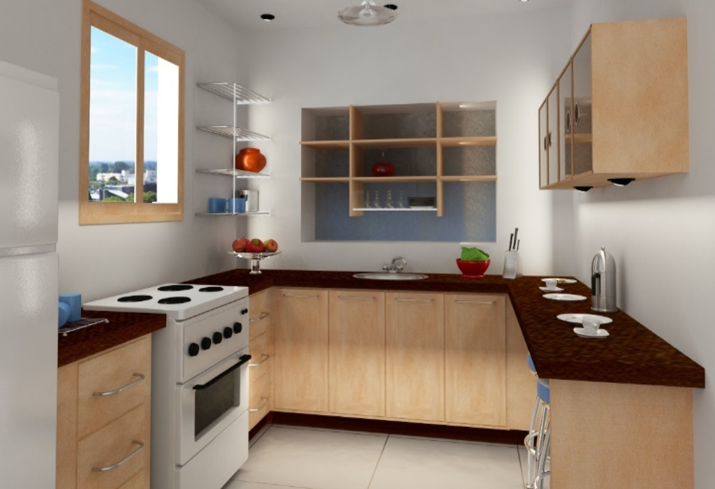 Simple Kitchen Design Impact