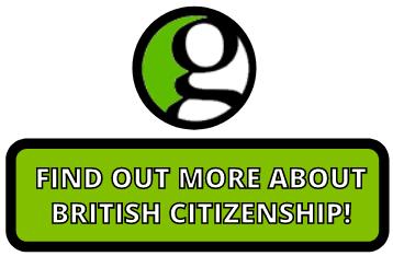 British Citizenship Button