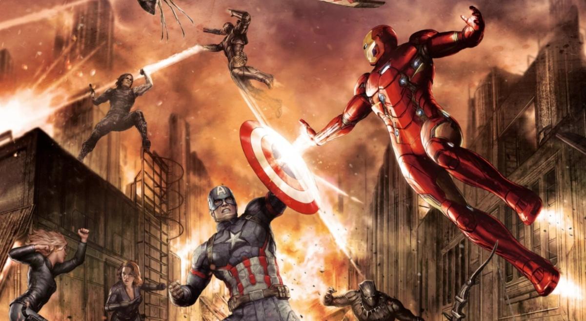 """""""Капитан Америка 4"""" может стать масштабней, чем """"Противостояние"""""""