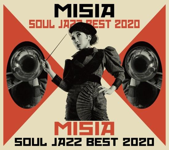 [Album] MISIA – MISIA SOUL JAZZ BEST 2020