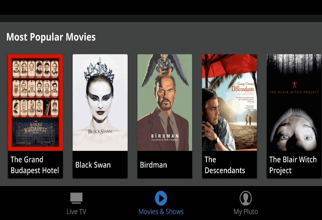 Online Movie Downloader