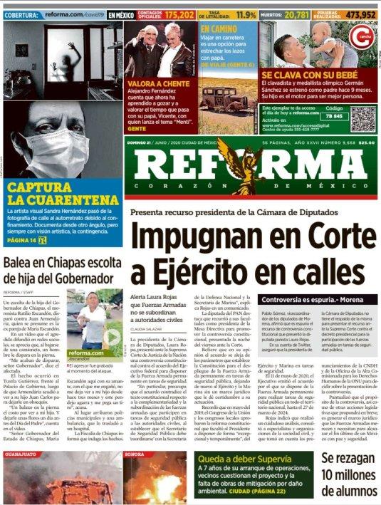 [Imagen: Reforma-21-junio-2020.jpg]