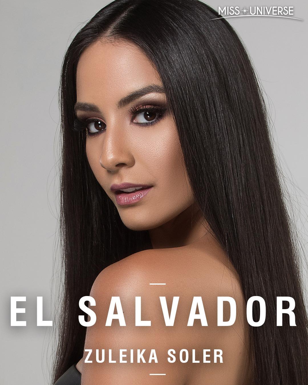 Zuleika Soler (EL SALVADOR 2019) 17