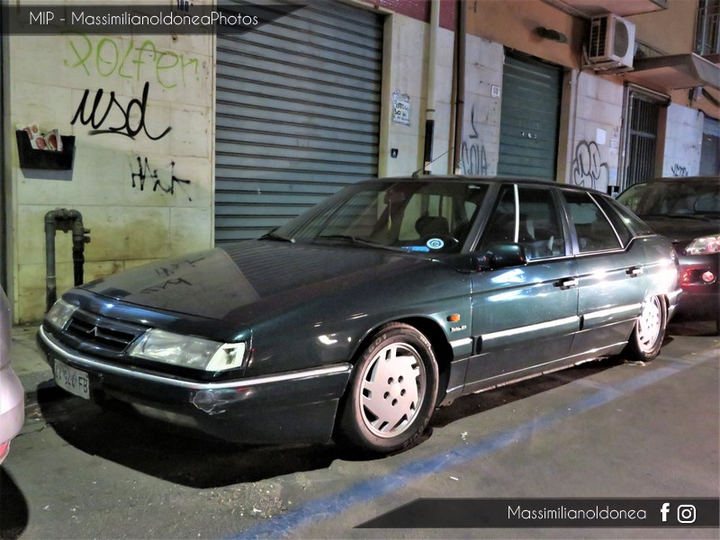 avvistamenti auto storiche - Pagina 5 Citroen-XM-Exclusive-Turbo-CT-2-0-141cv-94-AA944-FB-1