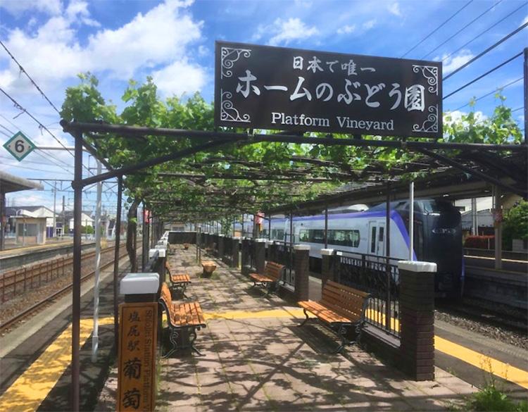Stasiun Shiojiri