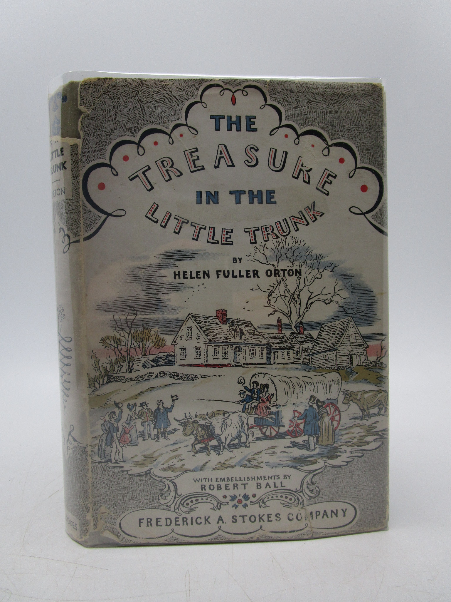 Image for The Treasure in the Little Trunk (First Edition)