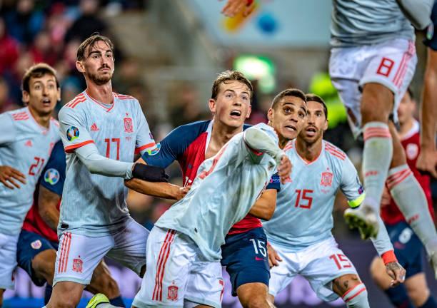 ნორვეგია 1-1 ესპანეთი | ევრო 2020 | საკვალიფიკაციო | მიმოხილვა