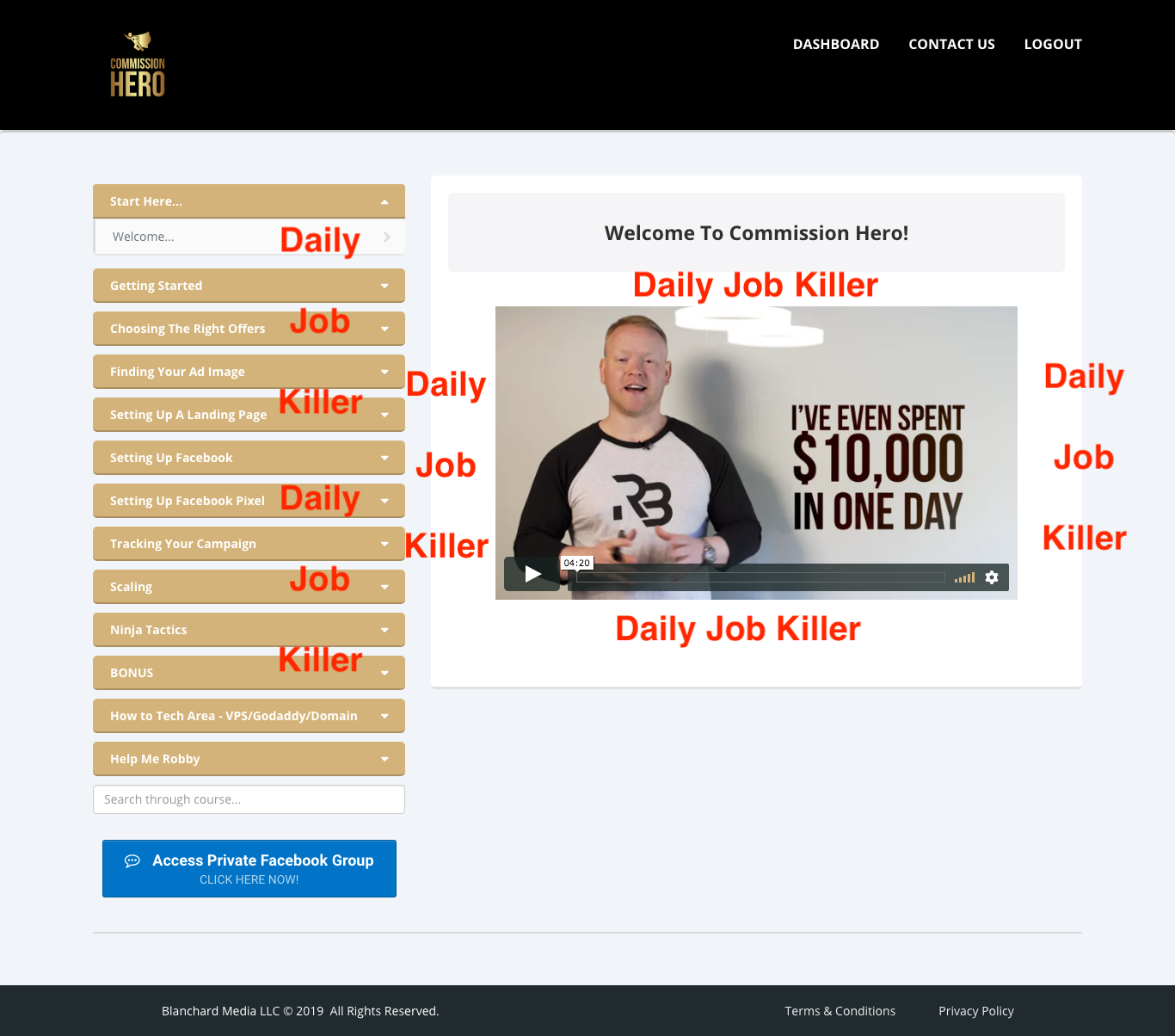 Free Giveaway 2020  Commission Hero Affiliate Marketing
