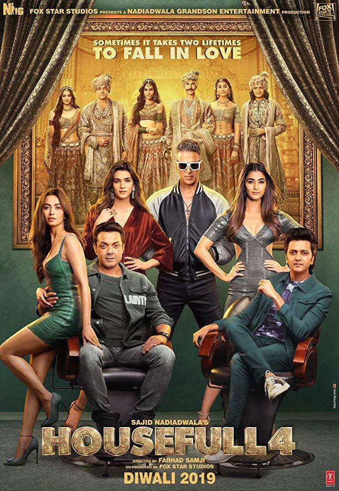 Housefull 4 (2019) Hindi Full Mp3 Album 320kbps Download