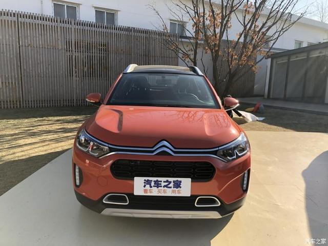2014 - [Citroën] C3-XR (Chine) - Page 17 S1