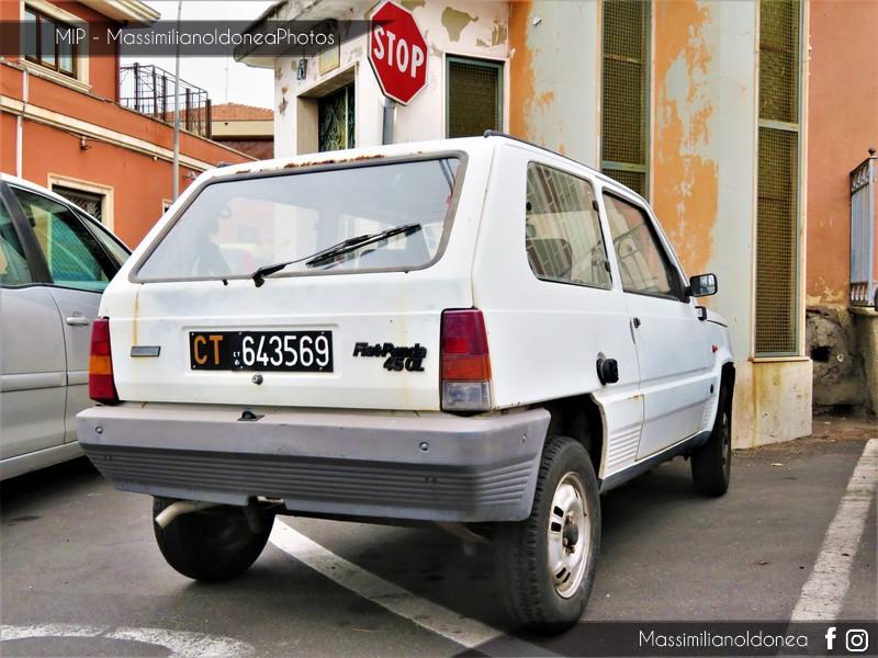 avvistamenti auto storiche - Pagina 14 Fiat-Panda-30-650-30cv-84-CT643569-1