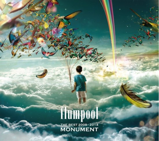 [Album] flumpool – The Best 2008-2014 MONUMENT
