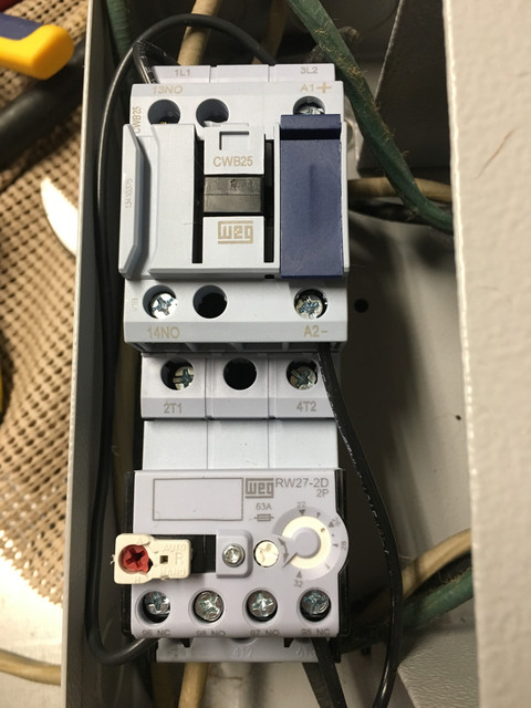 Diagram Need Help Wiring On Off Switch To Mag Starter