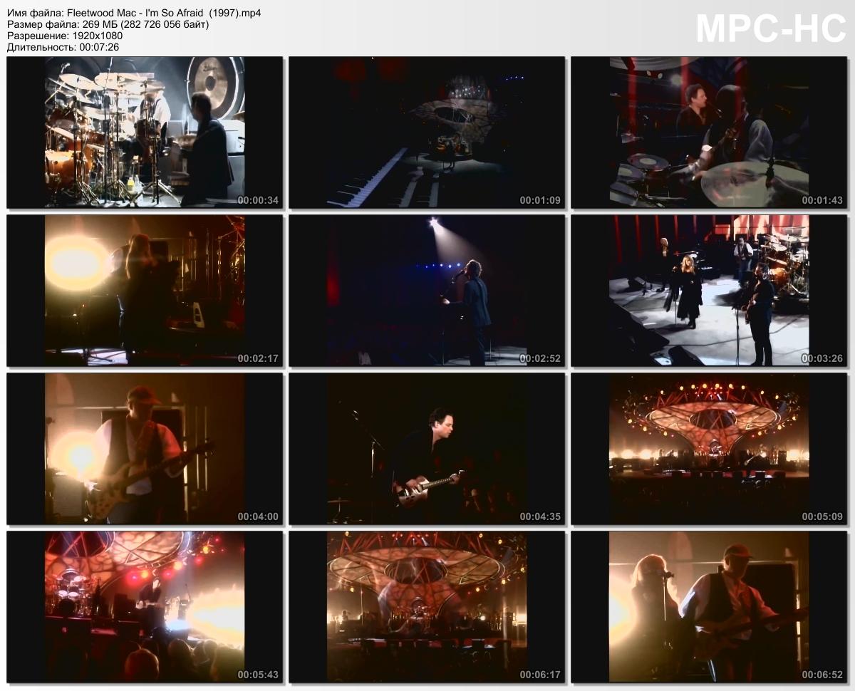Fleetwood Mac - I'm So Afraid  (1997)