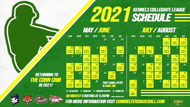 KCL-Schedule