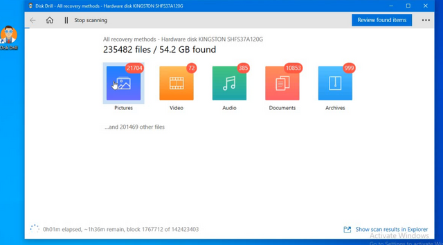 Download best data recovery software