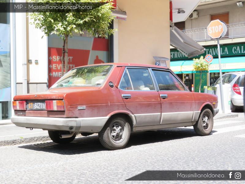 avvistamenti auto storiche - Pagina 27 Fiat-131-TC-2000-2-0-113cv-84-CT642117-144-500-25-10-2017-2