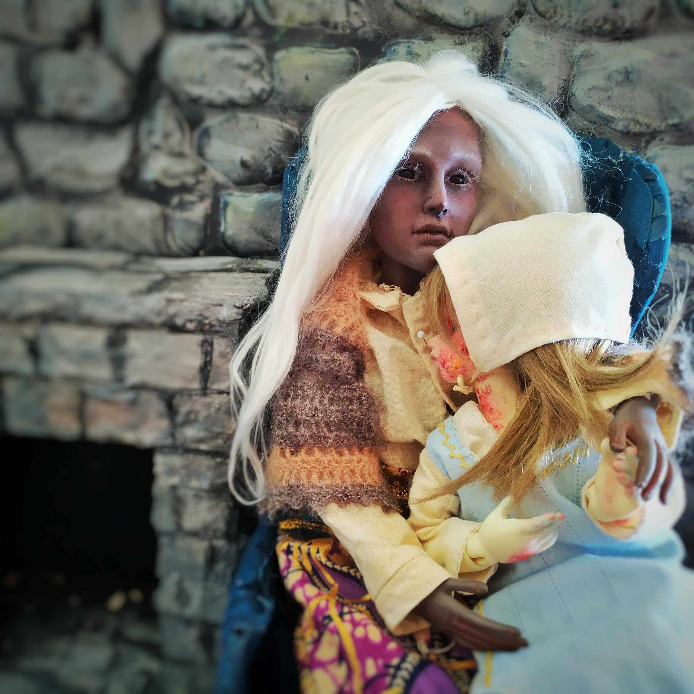 Urraca et le Petit Fantôme [mirodoll Flora, luts pudding]  IMG-20190612-185003-855