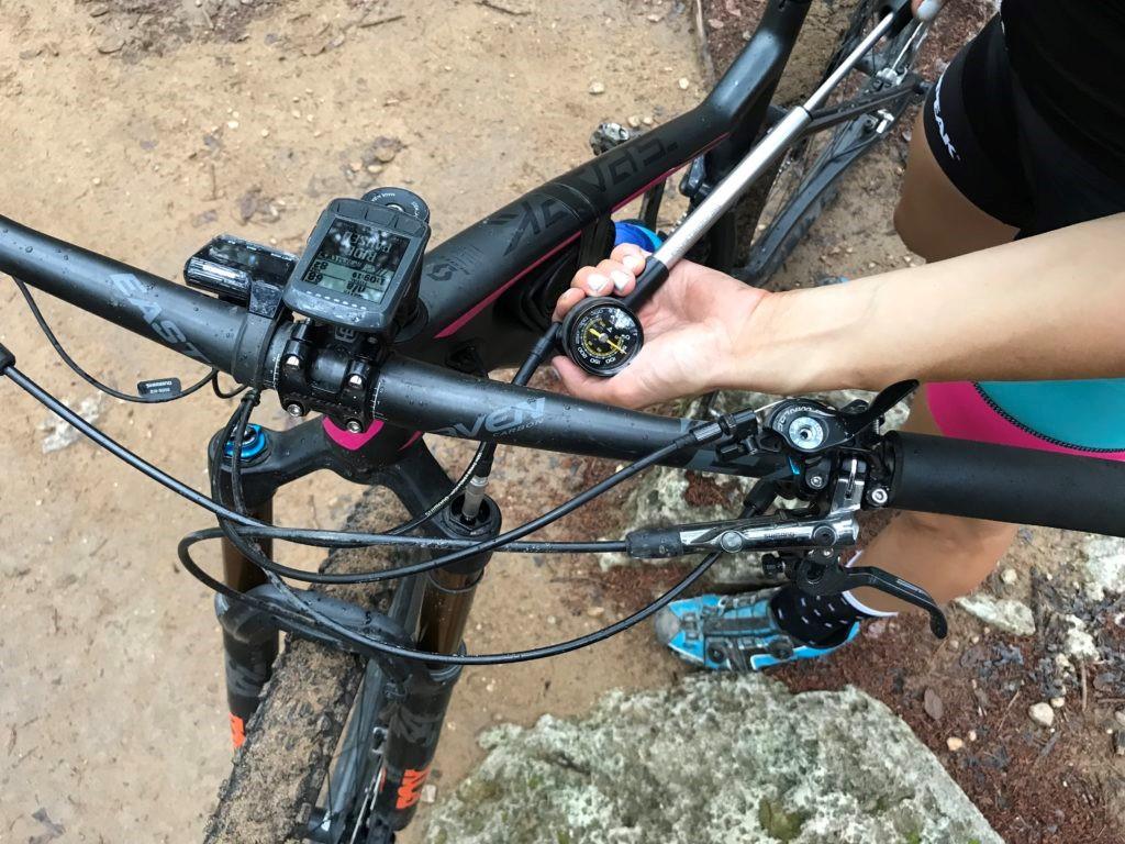 folding bike thrill