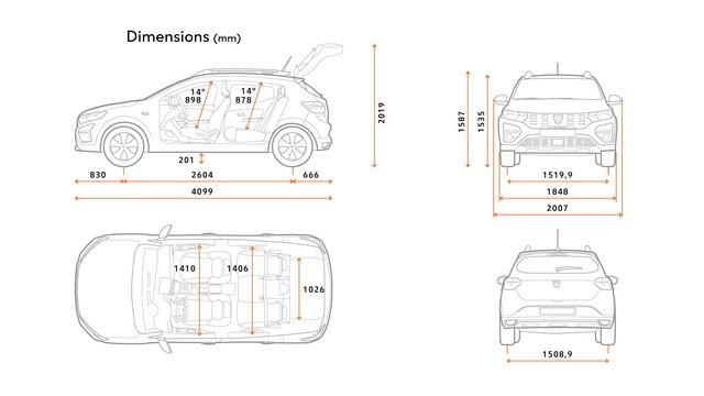 Nouvelle Sandero, Sandero Stepway Et Logan : Dacia Redéfinit L'automobile Essentielle Et Contemporaine 2020-Nouvelle-Dacia-SANDERO-STEPWAY-1