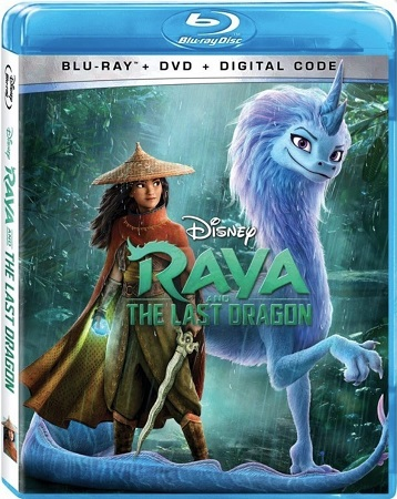 Raya e l'ultimo drago (2021) Full Bluray AVC DD+ 5.1 iTA GER - DTS-HD 7.1 ENG - DDN