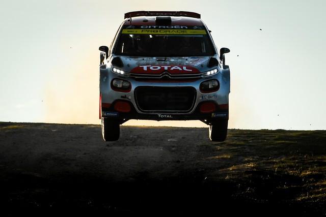 La C3 R5 Toujours En Tête Du WRC3 Avec Bulacia GM202006-392-0