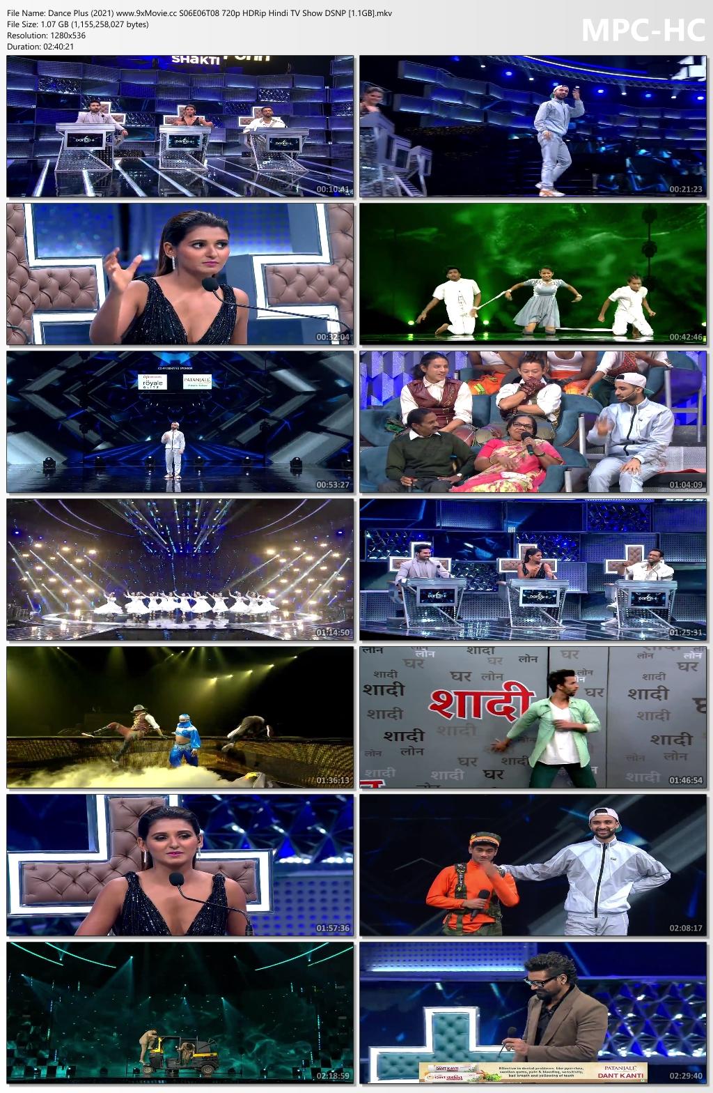 Dance-Plus-2021-www-9x-Movie-cc-S06-E06-T08-720p-HDRip-Hindi-TV-Show-DSNP-1-1-GB-mkv