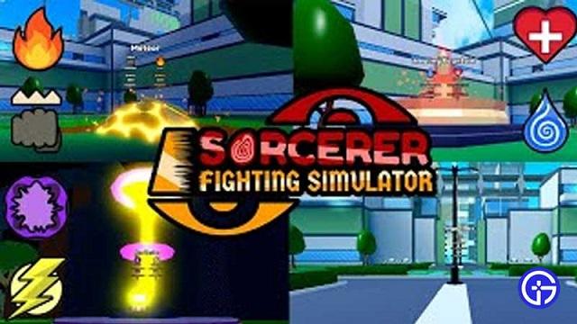 Sorcerer Fighting Simulator Code, Dapatkan Disini Tempatnya