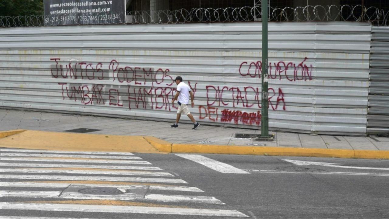 Las crisis de la Venezuela de Maduro no tiene cuando acabar