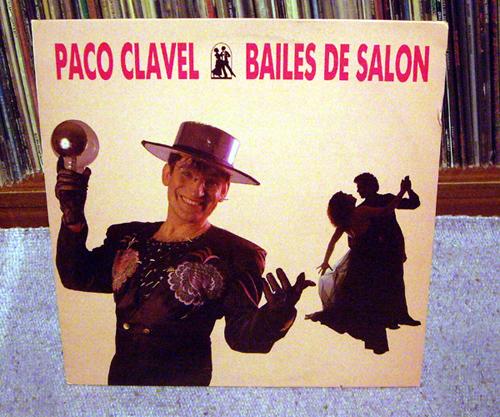 Las peores portadas de la historia de la ¿música? - Página 17 PACO-CLAVEL