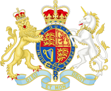 [✔] The United-Kingdom of Great-Britain and Ireland  1200px-Royal-Coat-of-Arms-of-the-United-Kingdom-HM-Government-svg