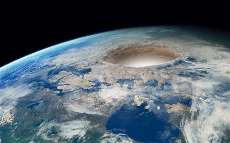 Terra Cava prove: Sole Abitanti Civiltà Umana dentro la Terra (VIDEO)