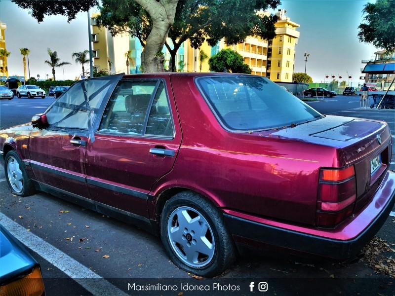 Auto Abbandonate - Pagina 16 Lancia-Thema-8-32-2-9-205cv-90-CC505-WV-e-Lancia-Beta-HPE-1-6-102cv-78-AT238213-93-330-19-08-2015-7