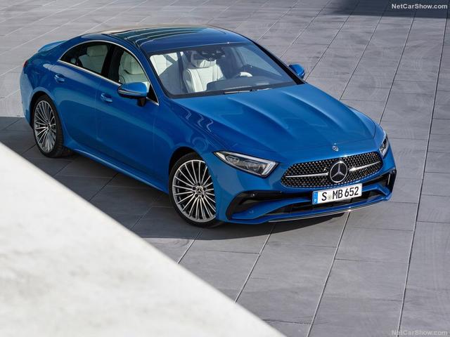 2018 - [Mercedes] CLS III  - Page 7 4-BBA3069-87-BF-448-C-A20-C-A5-FF85-C8-BEDF
