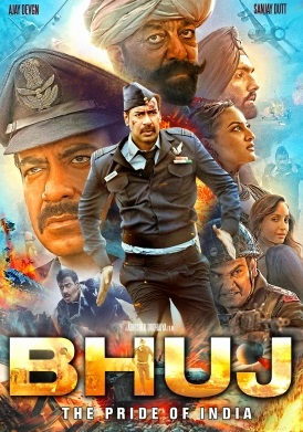 Bhuj The Pride Of India (2021) Bengali Dubbed ORG Movie 720p HDRip 900MB Download