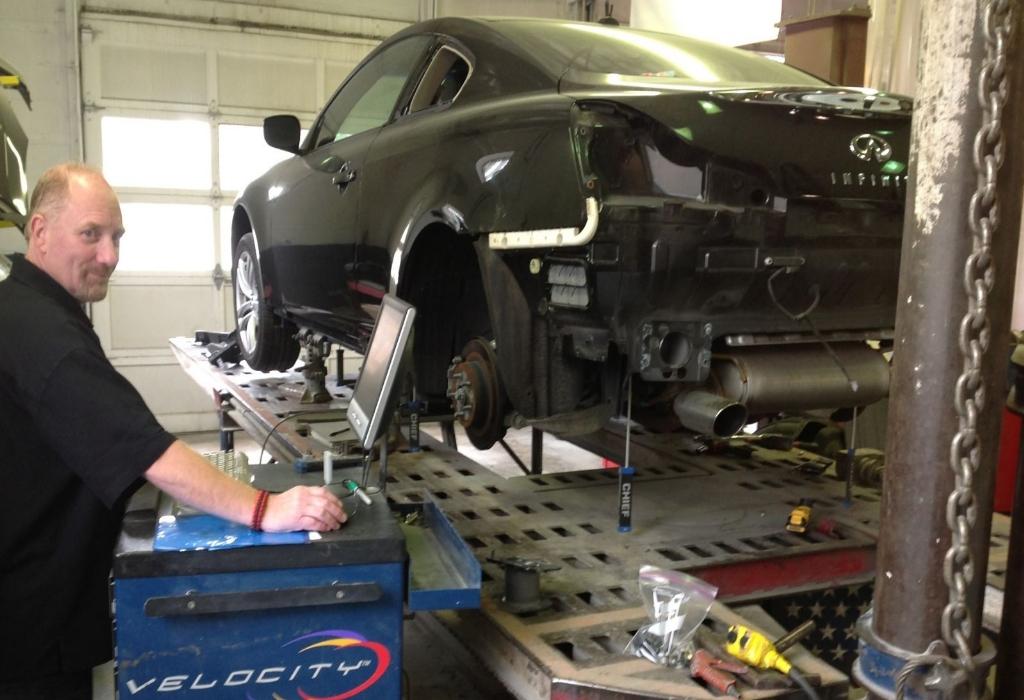 Diesel Engine Car Auto Repair