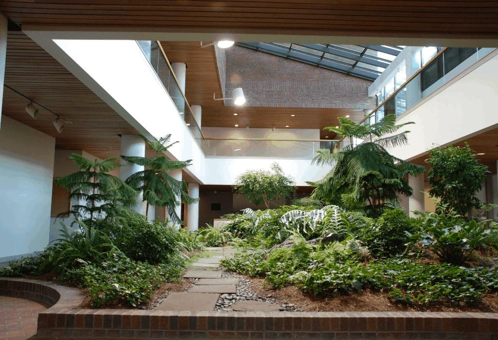 Interior Garden Mzx