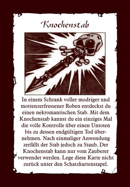 Schatz-Knochenstab