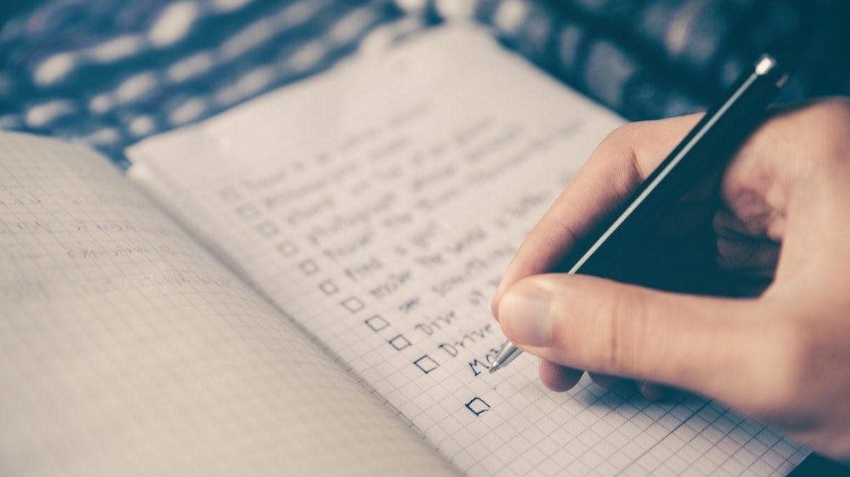 Make-a-priority-list