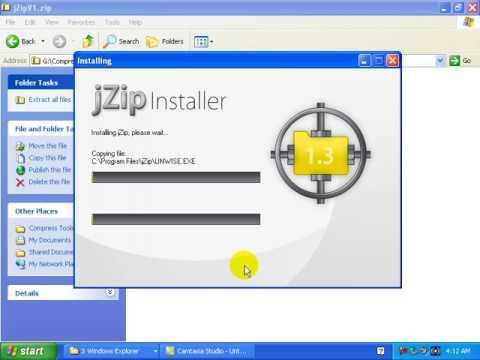 jZIP, otra dentro del TOP de las mejores alternativas a WinRAR gratis.