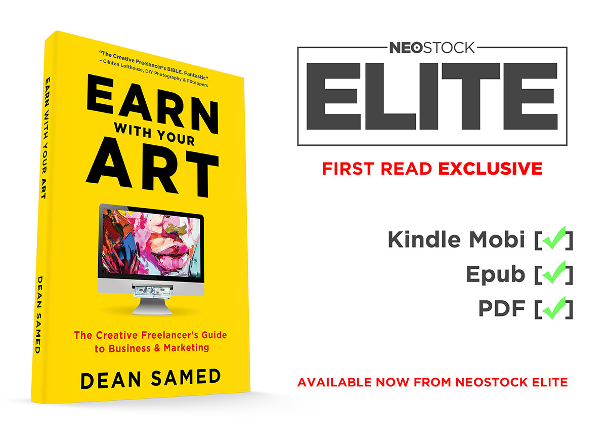 earn with your art book neostock elite