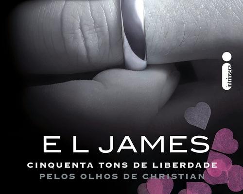 """""""Cinquenta Tons de Liberdade Pelos Olhos de Christian Grey"""" da @intrinseca já está em pré-venda"""